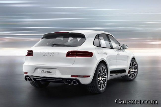 Updated 2018-2019 Porsche Macan model year