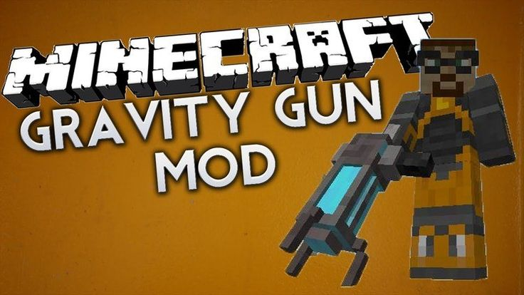 Gravity Gun Mod 1.11.2/1.10.2 for Minecraft is designed and programmed by the great mod developer iChun. He is the author of many highly-regarded mods in the Curse Forge community which are praised by their excellent stability and compatibility. iChun's mods can be found in many large mod packs...