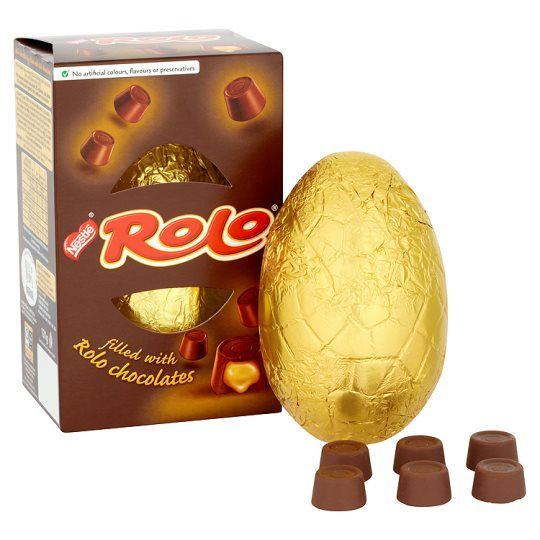 28 best easter eggs images on pinterest easter eggs large egg and nestle rolo gift tin egg 160g negle Image collections