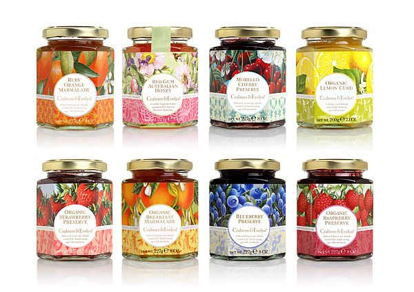 Crabtree & Evelyn Food Range by Caroline Phillips