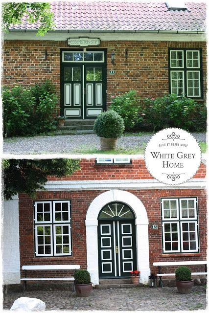 white grey home: Gut Panker