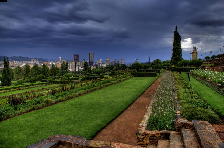 Union Building and City of Pretoria - HDR