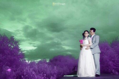 Myinfrared prewedding ginda & tika