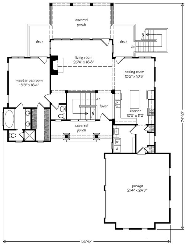 25 best ideas about basement house plans on pinterest for No basement house plans
