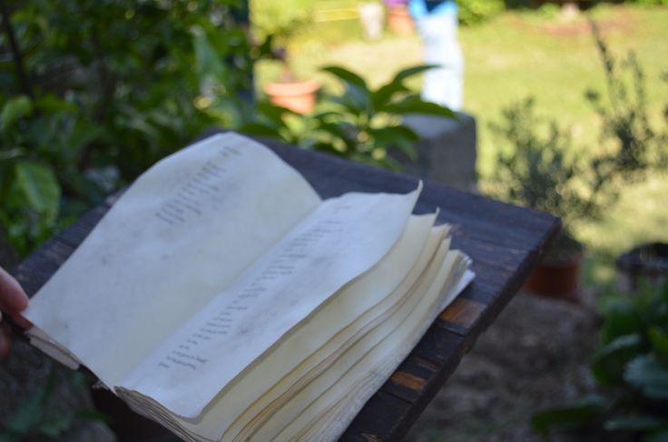 Giardino del Poeta, Civita
