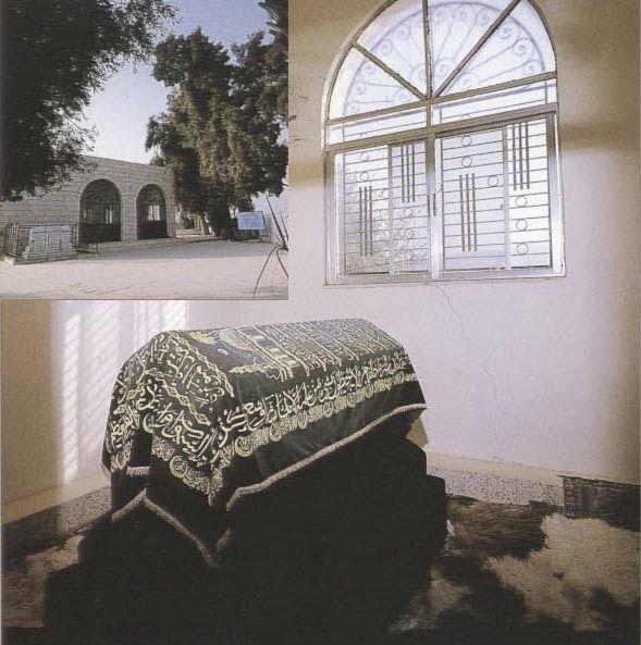 Islam Miracles: Grave of Sahaba Shurhabil Bin Husnah (R.A)