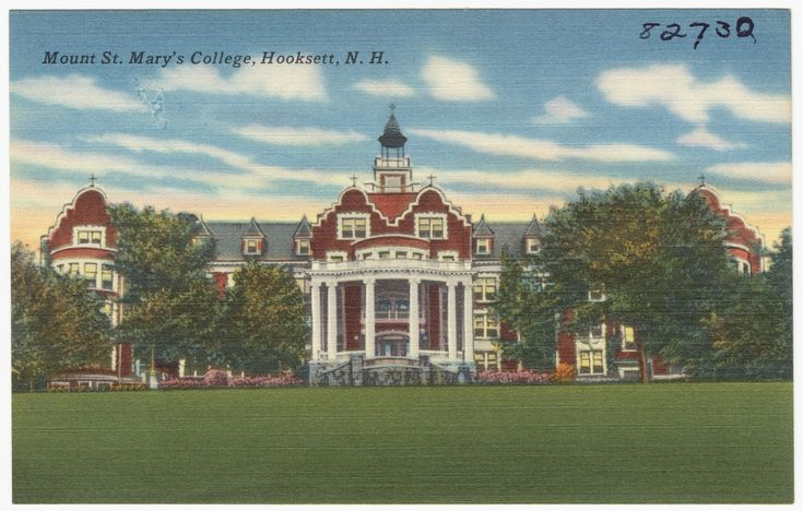 Mount St. Mary's College, Hooksett, N.H.