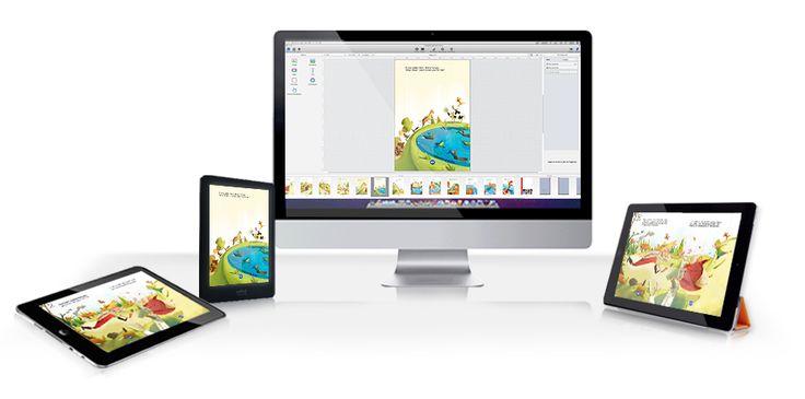 Pubcoder: The interactive digital publishing tool