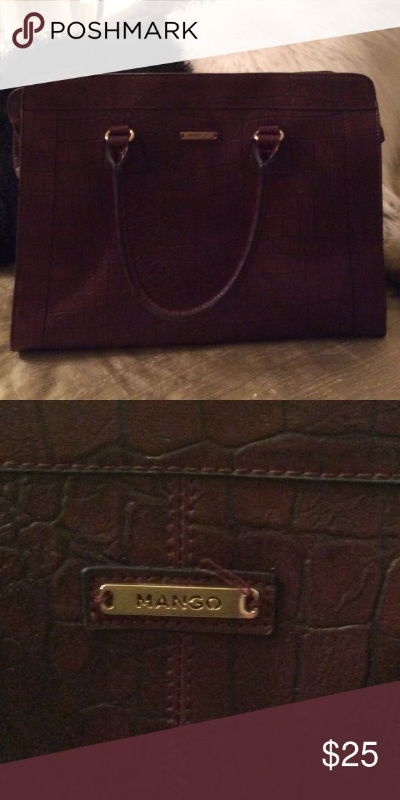 MANGO bag!! Great condition! No rips or tears! Mango Bags Shoulder Bags