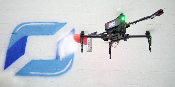 Présenté actuellement sur le salon Batimat, le Drone Paint est un drone de pulvérisation dédié aux professionnels capable detravailler sur des zones inaccessibles. Le Drone Paint by Drone Volt vient de présenter la dernière innovation développée par son pôle R&D.Ce modèle inédit pulvérise par aérosol de nombreux produits –peinture, antirouille, anti-tag, anticorrosion– ou tout autre …