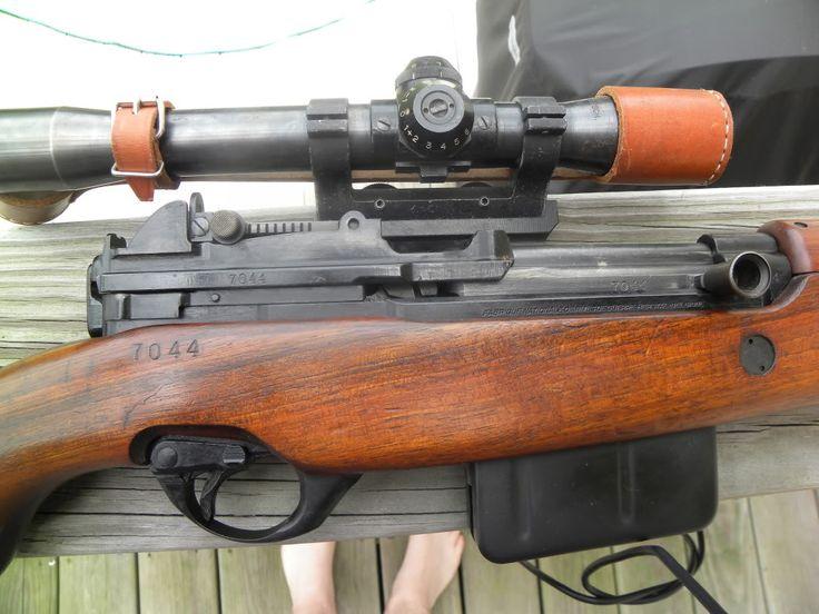 AL FN49 Sniper Rifle