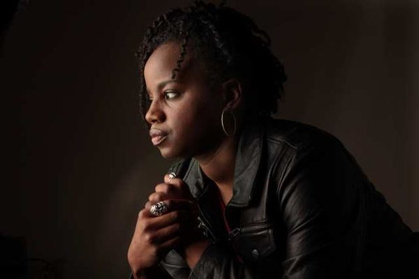 Dee Rees. director of Pariah. storyteller of a most often unheard and always difficult story.