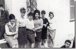 ANA MARI 5.Seis bellezas de los años 60, las Solteras de Oro de Segangan.