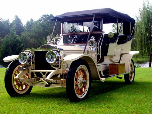 1909 Rolls-Royce Silver Ghost  Price: Inquire