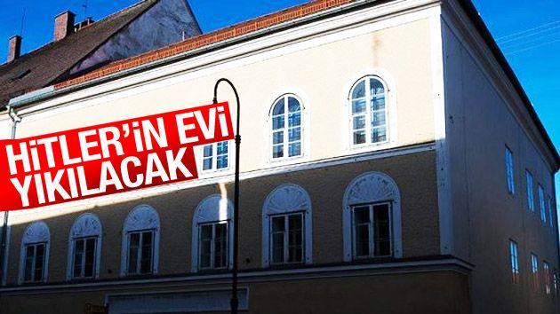 Adolf Hitler'in dünyaya geldiği ev yıkılacak!  http://www.ilkelihaber.com/adolf-hitler-in-dunyaya-geldigi-ev-yikilacak/