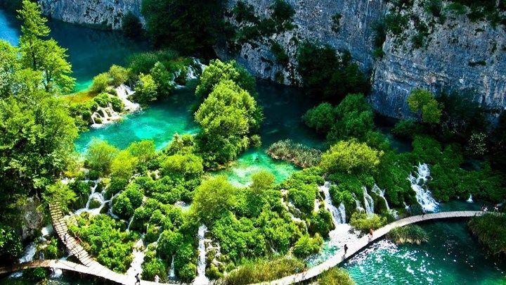 Ένας ελληνικός δρυμός στα καλύτερα εθνικά πάρκα της Ευρώπης