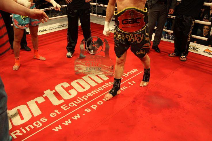 Bruce #Codron Winner Tournament K-1 #WorldGBCTour - 6 PERNES