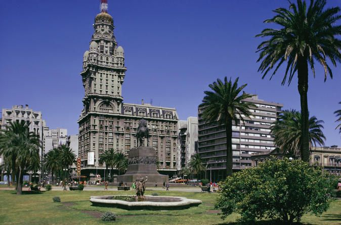 Private City Tour of Montevideo Take a 3.5-hour Montevideo city sightseeing tour with a private guide. This tour will cover the city's historical evolution, its customs, important, picturesque neighborhoods and famous landmarks. You will learn about the main components of Montevideo culture, leaving you with a deeper understanding of the city's peculiar idiosyncrasy. Transport and entrance fees are included.Your 3.5-hour tour starts at any time you select upon booking. You wil...