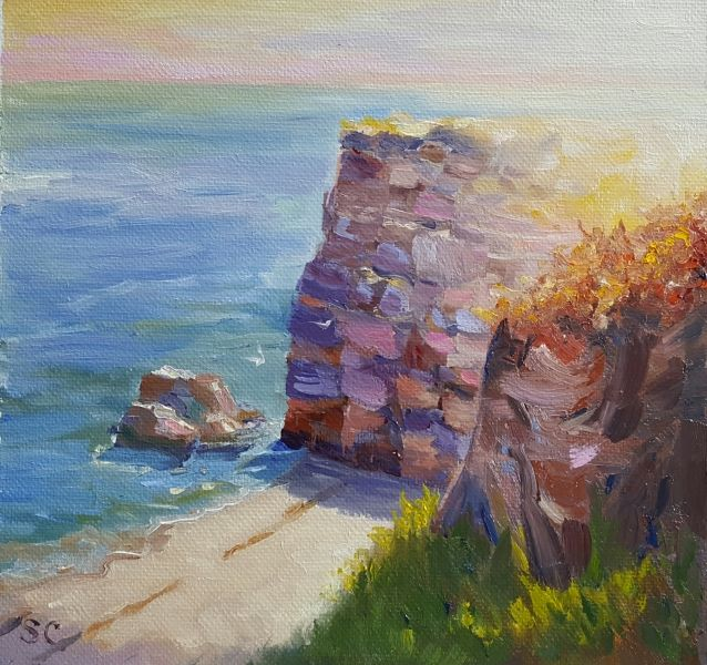 The Cliffs of CA