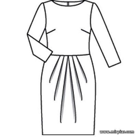 free pattern, платье-футляр, выкройка платья, pattern sewing, выкройки платьев, выкройки скачать, шитье, готовые выкройки, платье, выкройки бесплатно, выкройки скачать