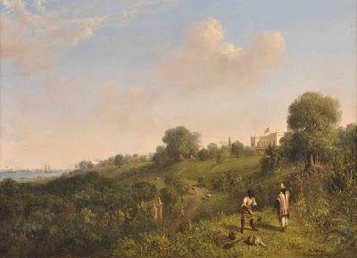 Richard Adams-La quinta de Parish-1826
