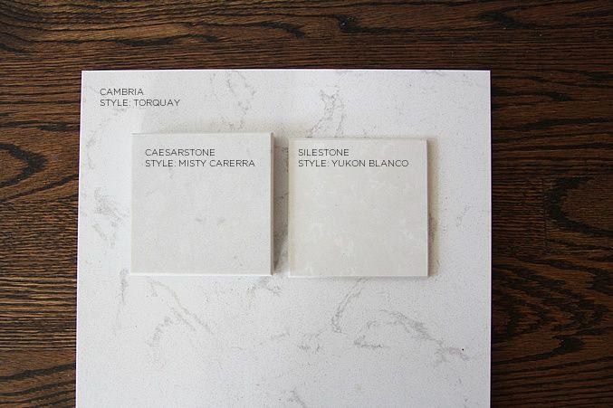 Silestone Carrera Marble Carrera Marble Imposters