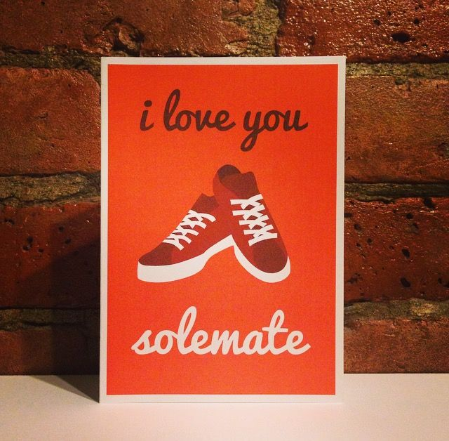 Freckled. Fun Gifts & Fine Paper -  Solemates Card