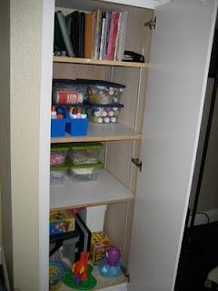 Craft Supplies & Organization
