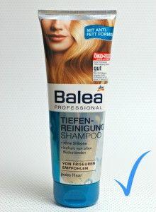 Balea-Tiefenreinigung-Shampoo