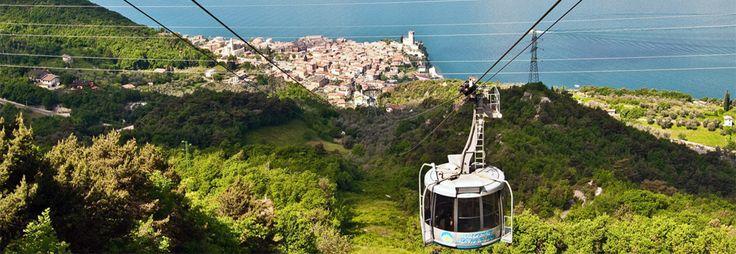 Gardasee Urlaub - Hotels, Ferienhäuser, Ferienwohnungen, Bauernhof, Bed & Breakfast, Campingplätze