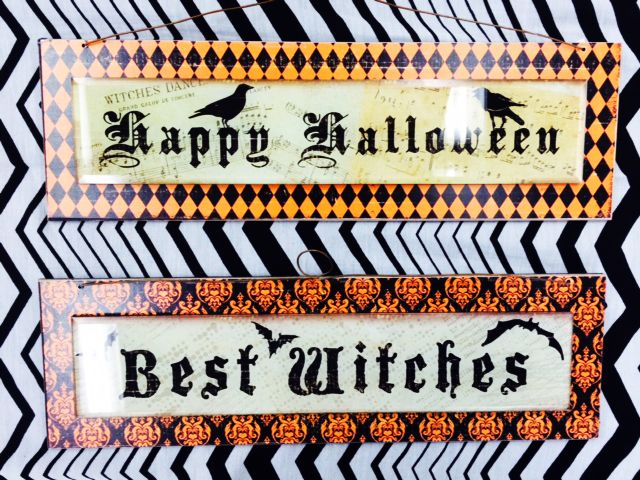 1000 Images About Halloween On Pinterest Halloween Signs Pumpkins And Metal Buckets