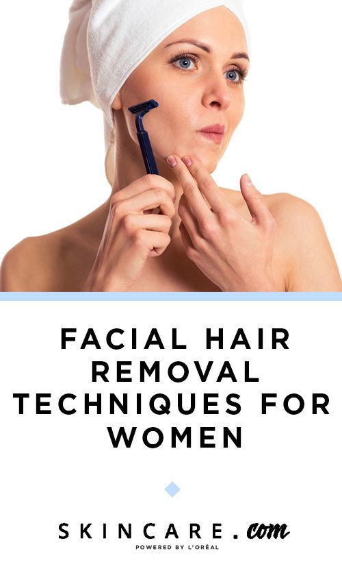 Best facial hair removal