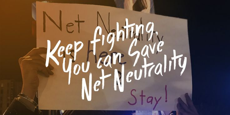 We need #OneMoreVote to defend Net Neutrality