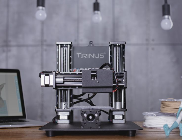 TRINUS - The Affordable All-Metal 3D Printer » Review