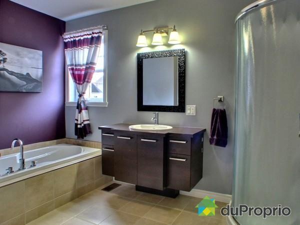 Salle de bain de rêve à voir à Bromont #DuProprio