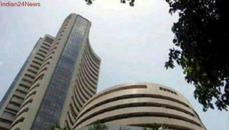 Markets close on positive note as Sensex gains above 100 points