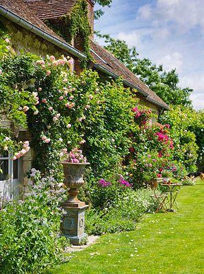 gardeningwalks les jardins de roquelin val de loire france pelouse et 15. Black Bedroom Furniture Sets. Home Design Ideas