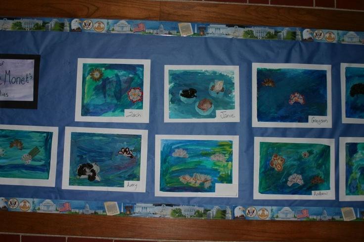17 Images About Claude Monet Study On Pinterest