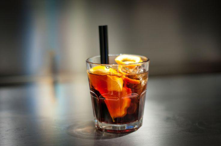 NEGRONI (Gin, Campari, Vermouth rosso)