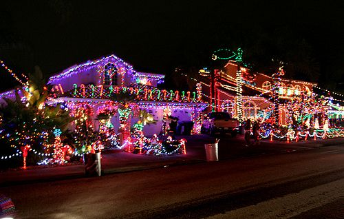 The best Christmas lights displays in San Diego. Awesome!