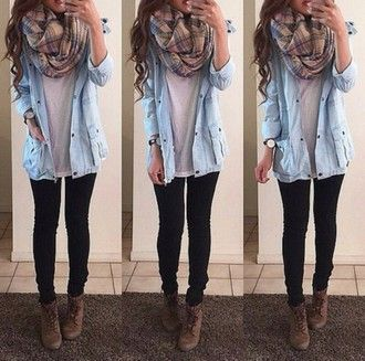 jacket clothes tumblr clothes fall outfits fall coat fall accessories fall jacket leggings