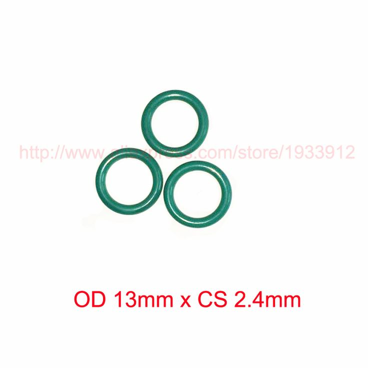 OD 13mm x CS 2.4mm viton fkm rubber o-ring o rings oring sealing