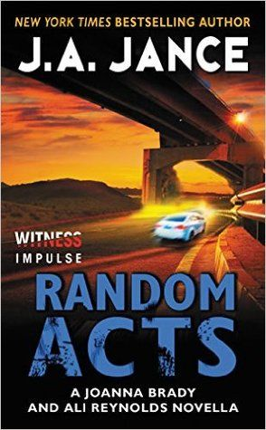 Community Bookstop: Review: Random Acts by: J.A. Jance
