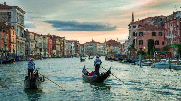 One day three ways: Venice