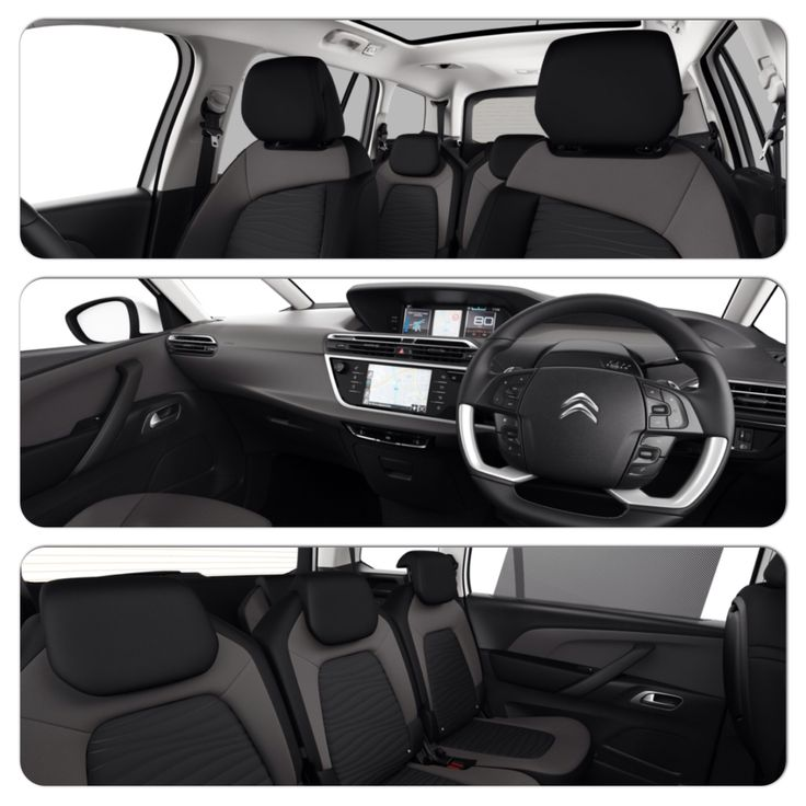 137 best images about citroen c4 picasso 2013 2014 on pinterest - C4 picasso interior ...