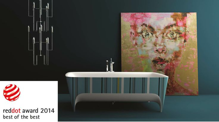 Accademia Pop, designed by Carlo Colombo    won the Reddot - Best of the Best 2014  #design #bathroom #Teuco