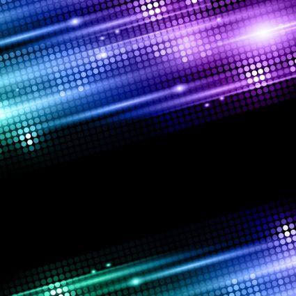 Resultado De Imagen Para Neon Lights Party Background