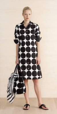 Mailill dress - Marimekko Fashion - Summer 2016