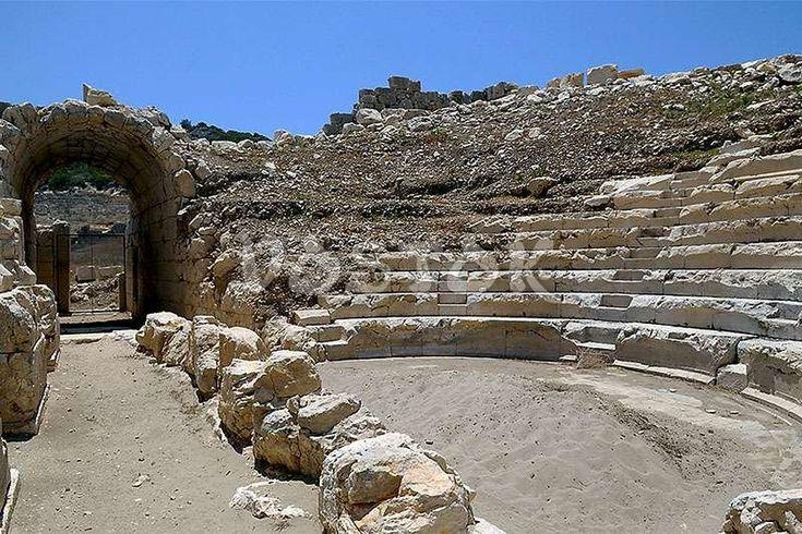 Roman theater in Patara http://www.traveltofethiye.co.uk/explore/attractions/patara-beach-turkey/