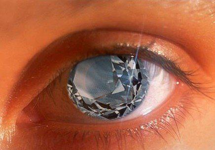 Чтобы глаз как алмаз! Моя бабушка Мария Леонтьевна в 93 года имела стопроцентное зрение,вдевала не ...